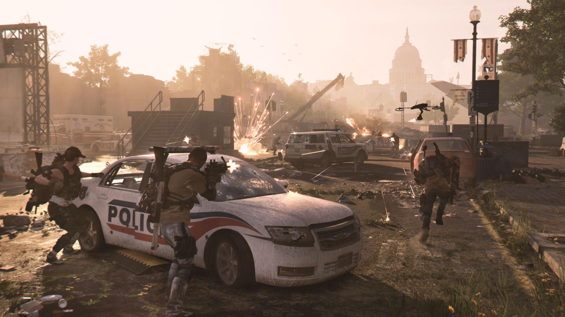 Вышло первое DLC для The Division 2
