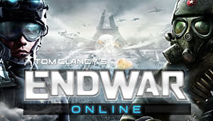 Tom Clancy`s EndWar Online