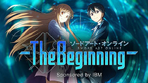 Sword Art Online The Beginning Project