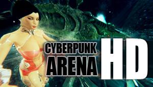 Cyberpunk Arena