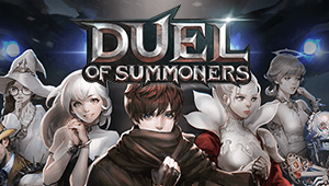 Duel of Summoners: The Mabinogi Trading Card Game