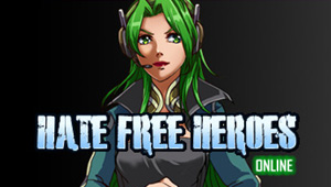 Hate Free Heroes Online
