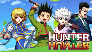 Hunter X Online